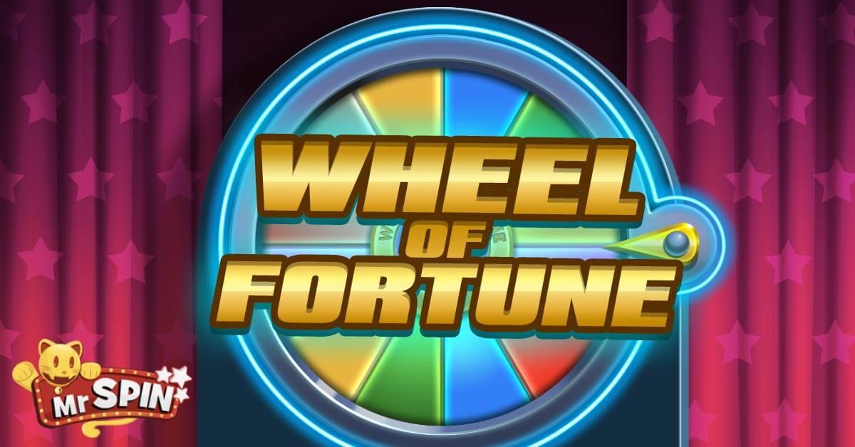wheel of fortune casino bonuses mr spin blog. Black Bedroom Furniture Sets. Home Design Ideas