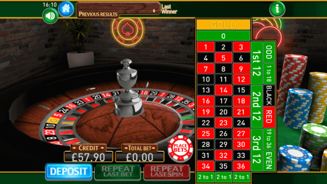 Free roulette games to play with no registration