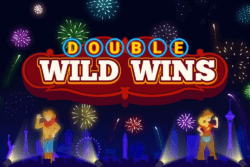 Double Wild Wins mobile slots by Mr Spin