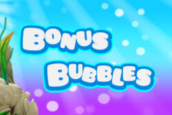 Bonus Bubbles mobile slots by Mr Spin Casino