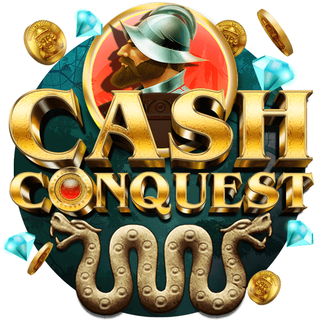 Cash Conquest online slots at Mr Spin online casino